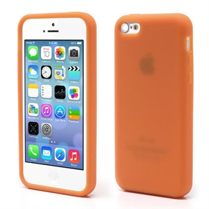 Image of Apple iPhone 5C inCover Silikone Cover - Orange