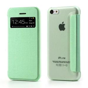 Billede af Apple iPhone 5C FlipCase Window Taske/Etui - Grøn