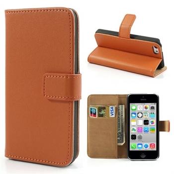 Billede af Apple iPhone 5C FlipStand Taske/Etui - Orange