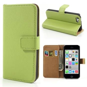 Billede af Apple iPhone 5C FlipStand Taske/Etui - Grøn