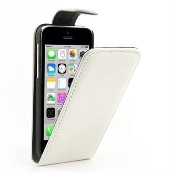 Image of   Apple iPhone 5C FlipCase Taske/Etui - Hvid