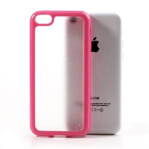 Billede af Apple iPhone 5C inCover Hybrid Plastik Cover - Rosa