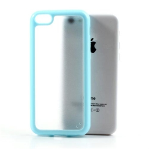 Apple iPhone 5C inCover Hybrid Plastik Cover - Blå