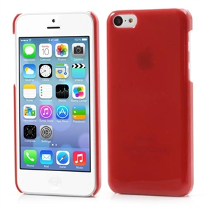Image of Apple iPhone 5C inCover Plastik Cover - Rød