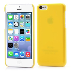 Image of Apple iPhone 5C inCover Plastik Cover - Gul