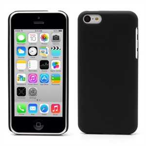 Image of   Apple iPhone 5C Plastik Cover - Sort