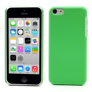 Billede af Apple iPhone 5C inCover Plastik Cover - Grøn