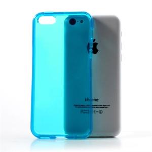 Billede af Apple iPhone 5C inCover TPU Cover - Blå