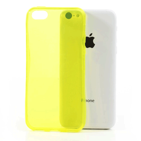 Image of Apple iPhone 5C inCover TPU Cover - Gul