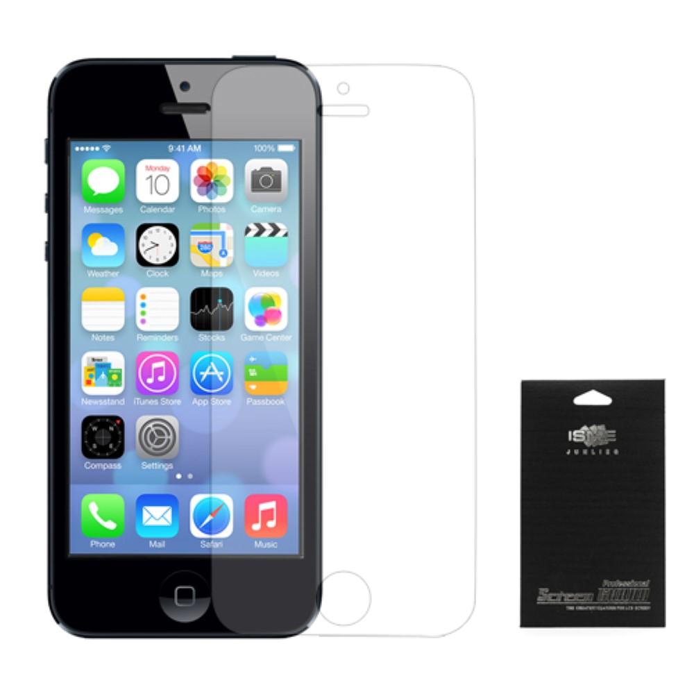 Apple iPhone 5 yourmate skærmbeskyttelse - 2 stk. (afgrænset)