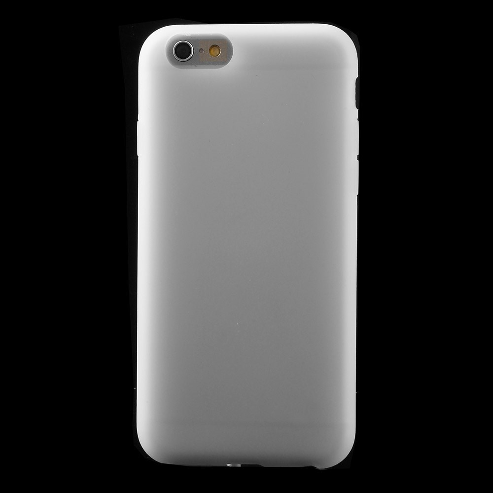Image of   Apple iPhone 6/6s inCover Silikone Cover - Hvid