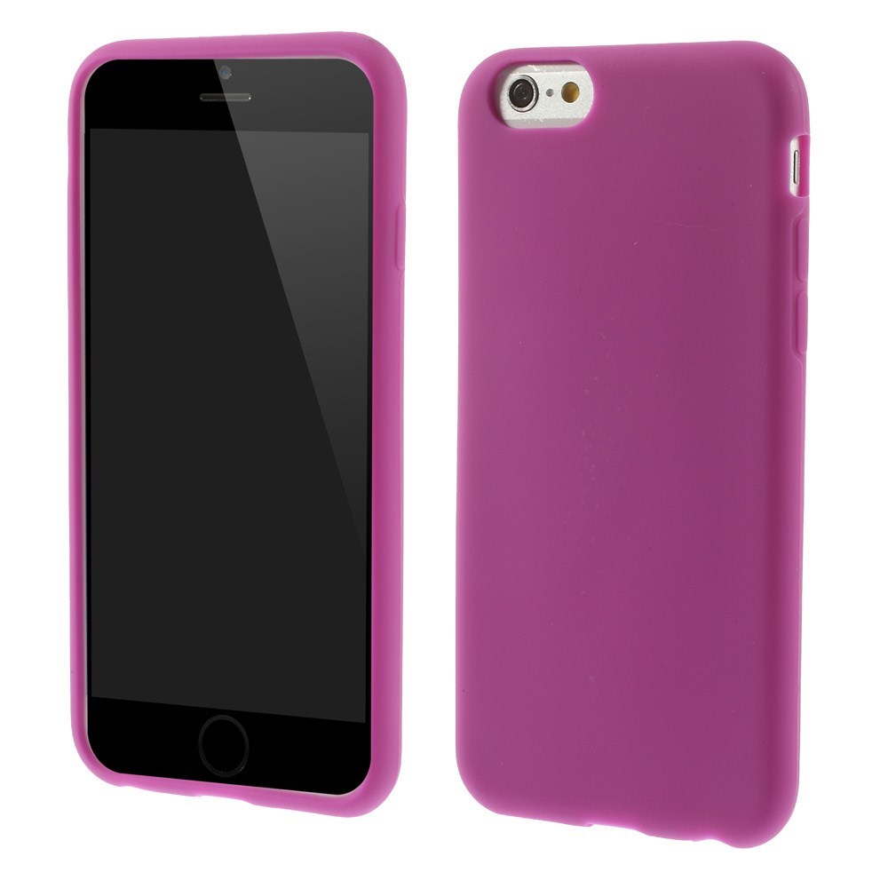 Image of   Apple iPhone 6/6s inCover Silikone Cover - Rosa