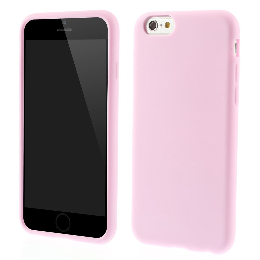 Image of   Apple iPhone 6/6s inCover Silikone Cover - Pink