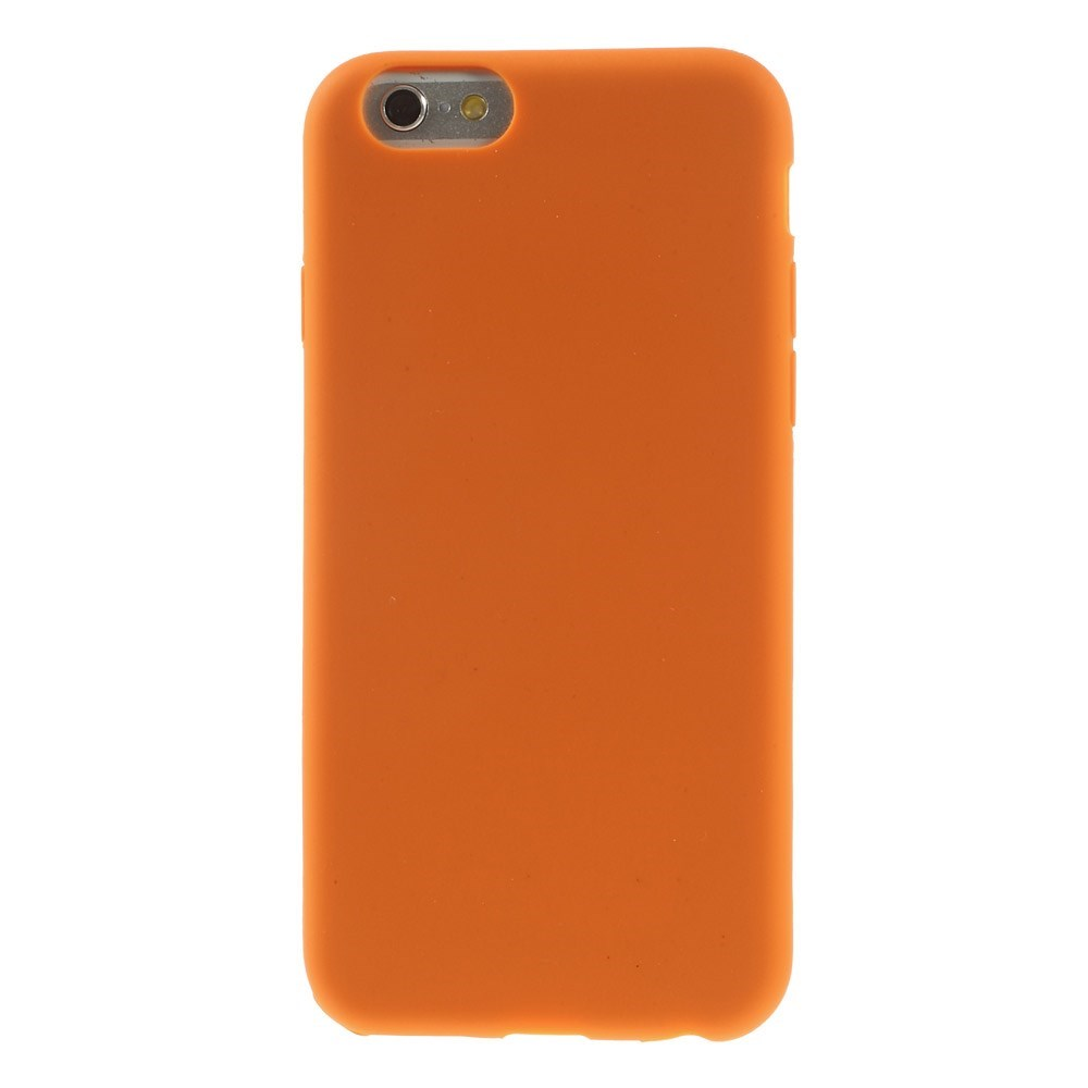 Billede af Apple iPhone 6/6s inCover Silikone Cover - Orange