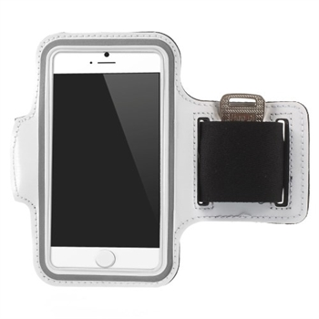 Image of   Apple iPhone 6/6s Sports Armbånd - Hvid