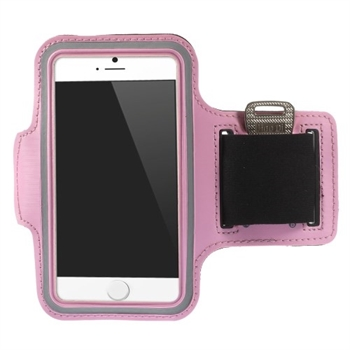 Image of   Apple iPhone 6/6s Sports Armbånd - Pink