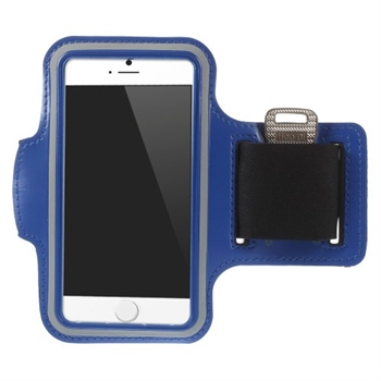 Apple iPhone 6/6s Sports Armbånd - Blå