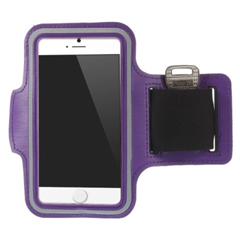 Image of   Apple iPhone 6/6s Sports Armbånd - Lilla