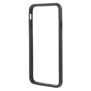 Billede af Apple iPhone 6/6s TPU Bumper Cover - Sort
