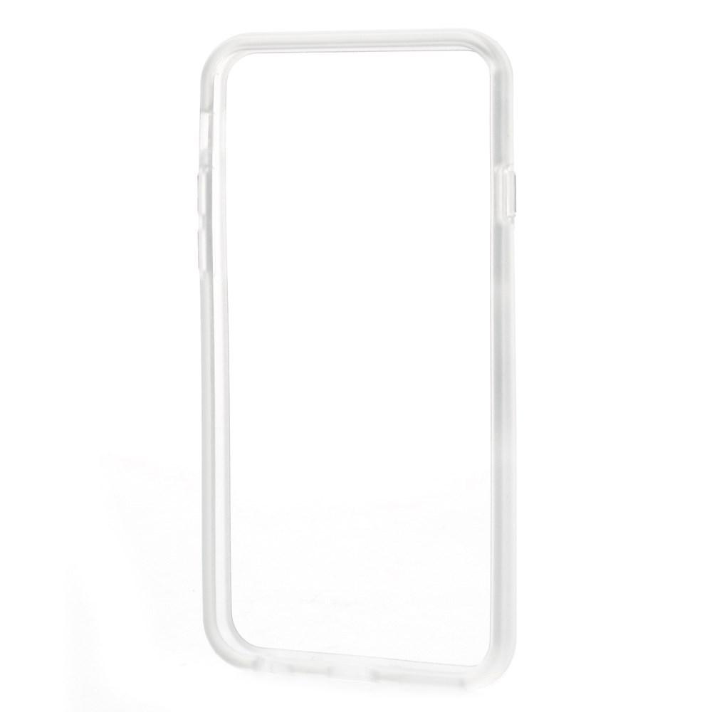 Image of   Apple iPhone 6/6s TPU Bumper Cover - Gennemsigtig