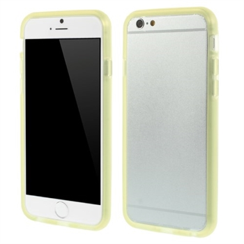 Image of   Apple iPhone 6/6s TPU Bumper Cover - Champagne