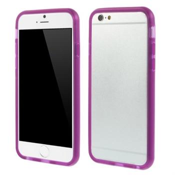 Image of   Apple iPhone 6/6s TPU Bumper Cover - Lilla