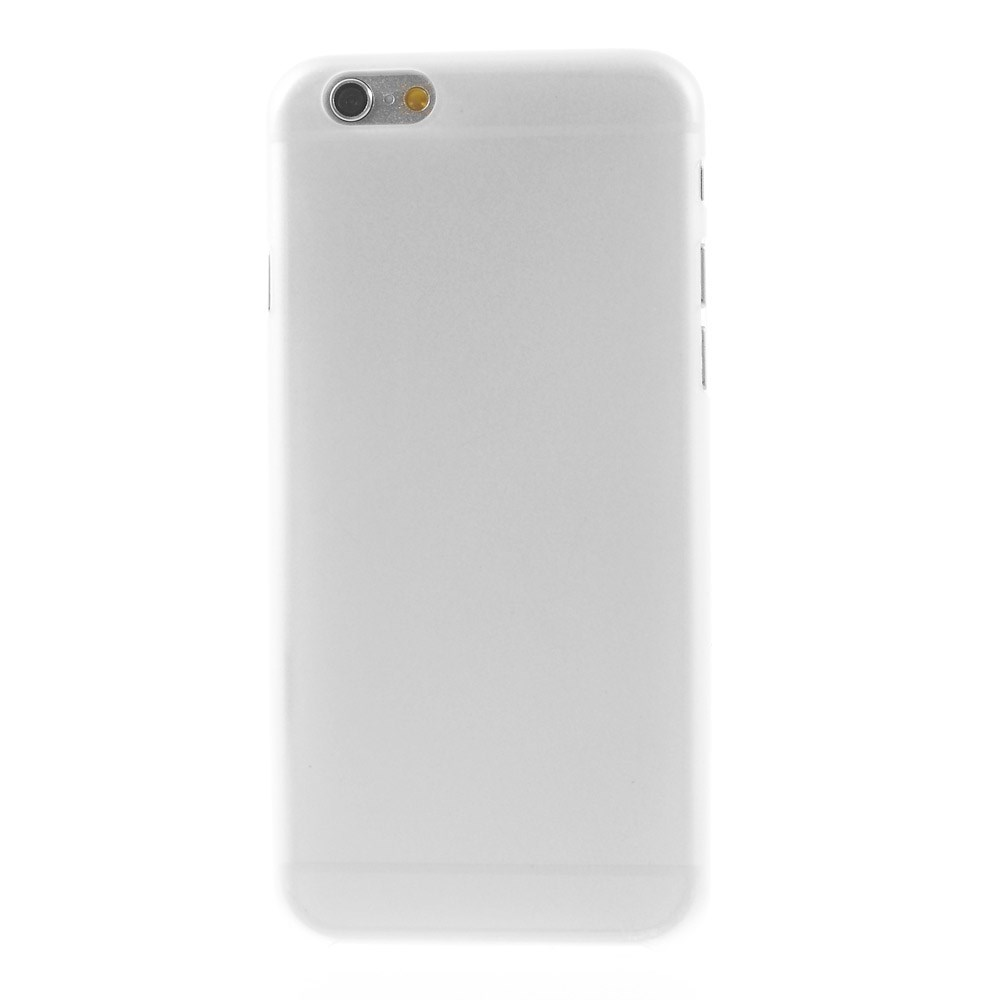 Image of   Apple iPhone 6/6s inCover Ultra Slim Plastik Cover - Hvid