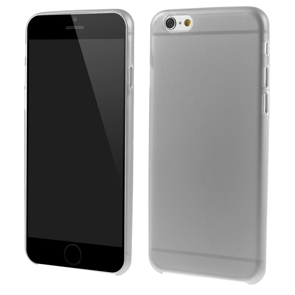 Billede af Apple iPhone 6/6s inCover Ultra Slim Plastik Cover - Grå