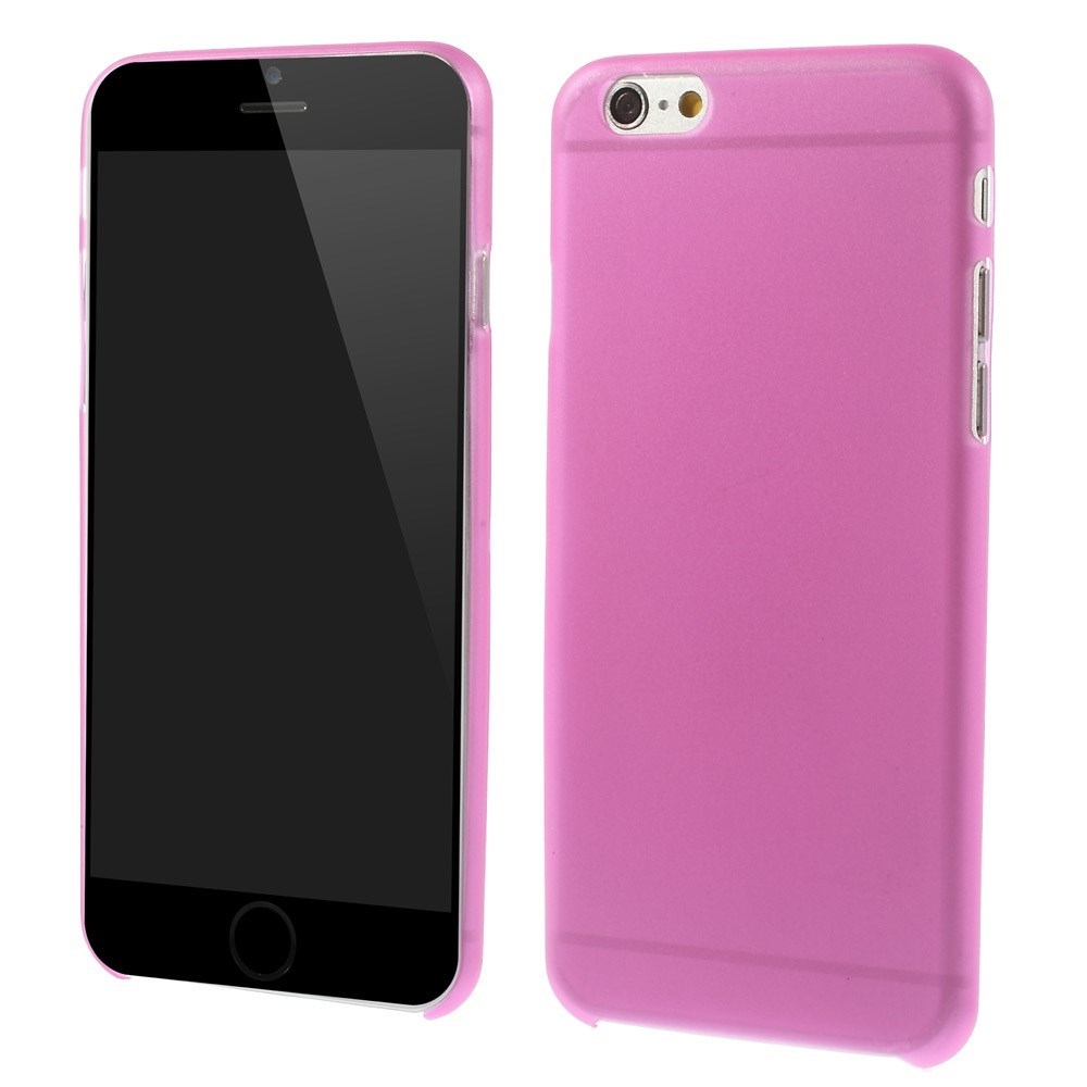 Billede af Apple iPhone 6/6s inCover Ultra Slim Plastik Cover - Pink