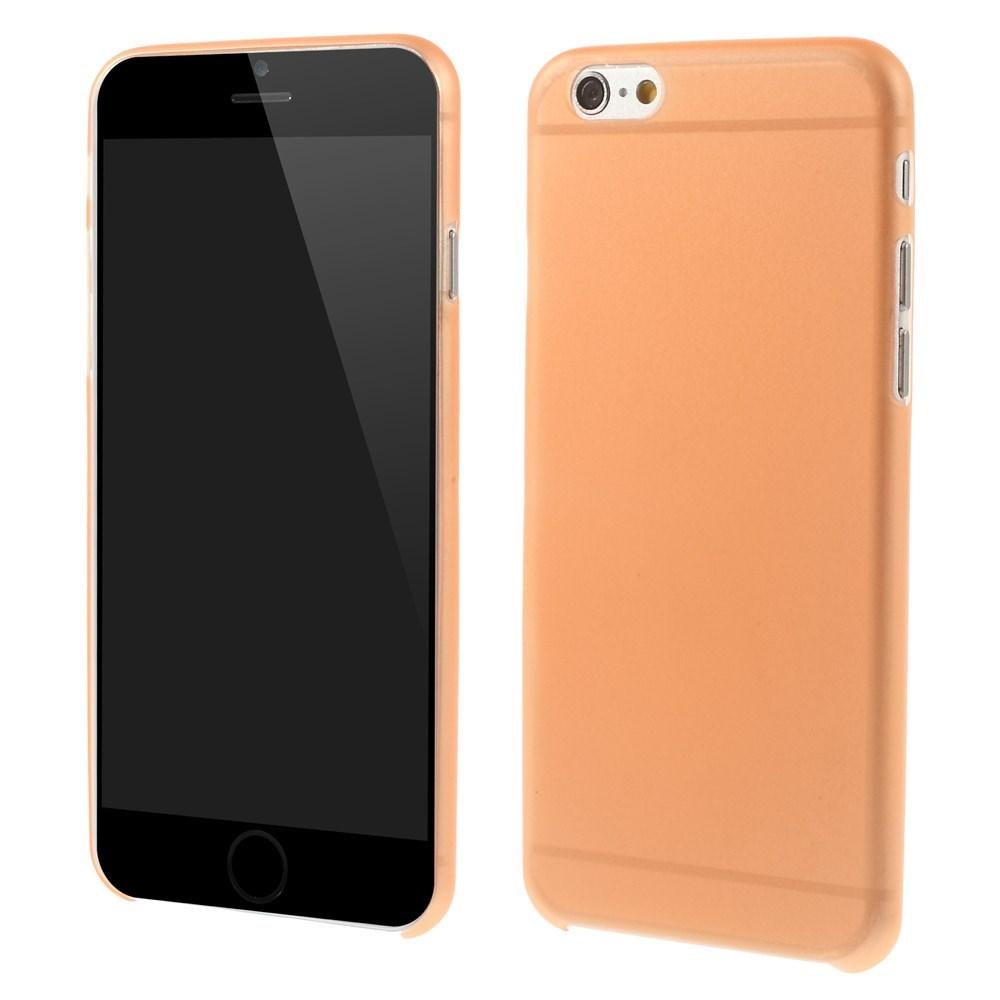 Billede af Apple iPhone 6/6s inCover Ultra Slim Plastik Cover - Orange