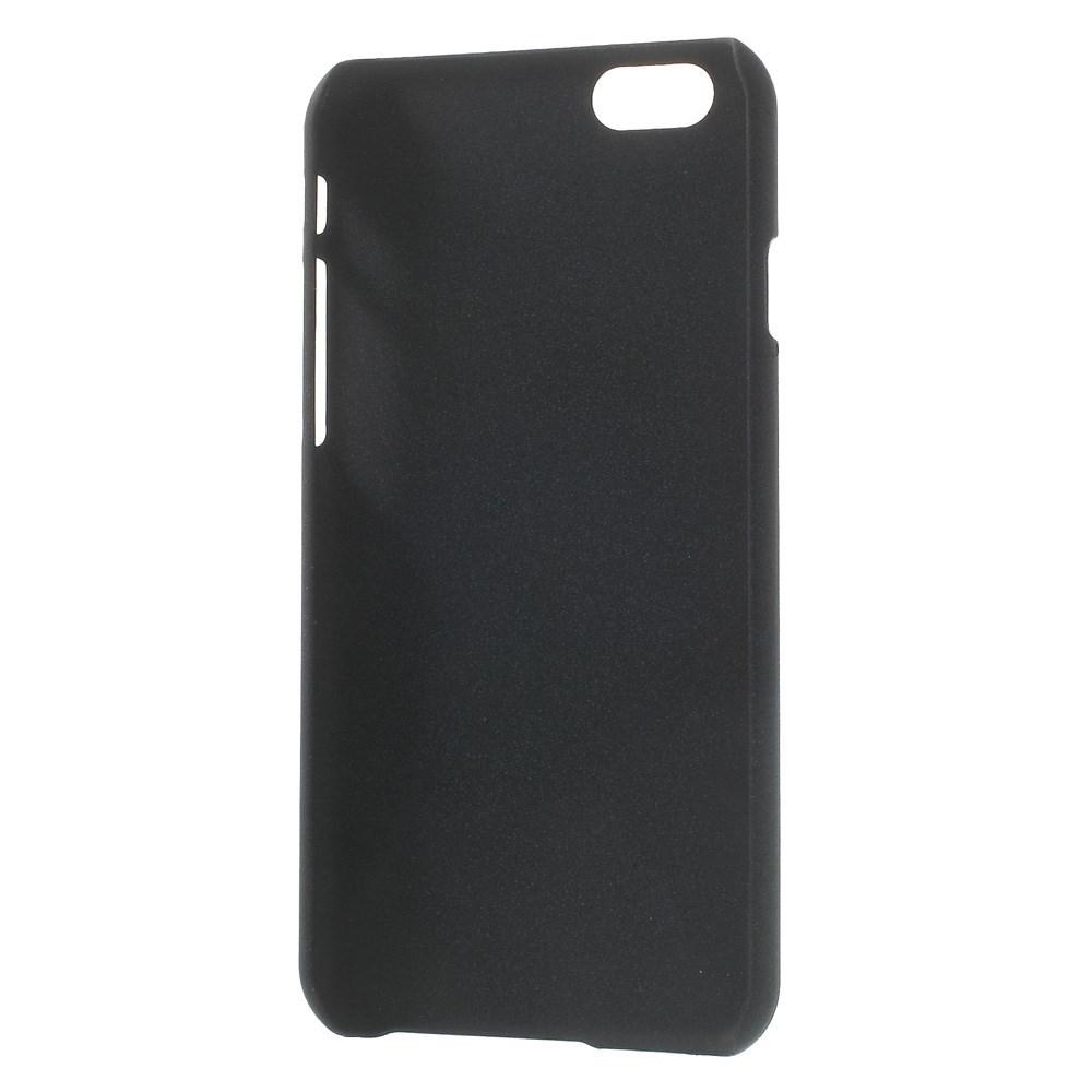 Billede af Apple iPhone 6/6s inCover Slim Plastik Cover m. sandtekstur - Sort