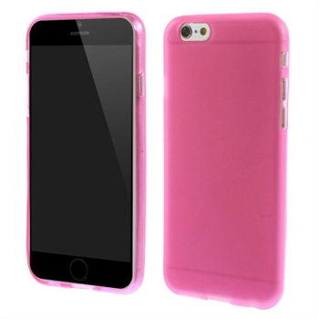 Image of   Apple iPhone 6/6s inCover TPU Cover - Rosa
