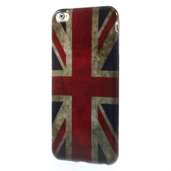 Image of   Apple iPhone 6/6s Plus inCover Design TPU Cover - Union Jack
