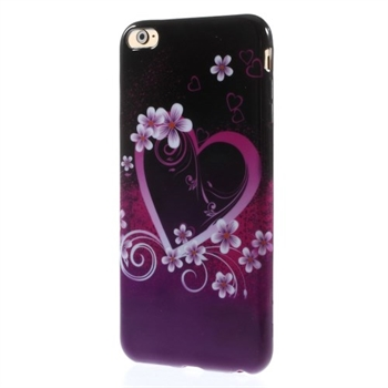 Image of   Apple iPhone 6/6s Plus inCover Design TPU Cover - Heart