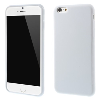 Image of   Apple iPhone 6/6s Plus inCover TPU Cover - Hvid