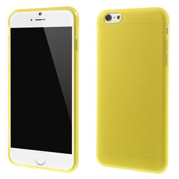 Image of   Apple iPhone 6/6s Plus inCover TPU Cover - Gul