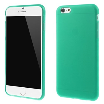 Image of   Apple iPhone 6/6s Plus inCover TPU Cover - Grøn