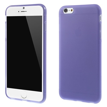 Image of   Apple iPhone 6/6s Plus inCover TPU Cover - Lilla