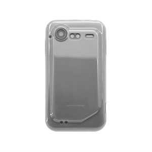 HTC Incredible S TPU cover fra inCover - hvid
