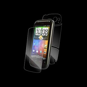 Image of HTC Desire C invisible SHIELD MAXIMUM beskyttelse