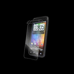 Image of HTC Incredible S invisible SHIELD skærmbeskyttelse