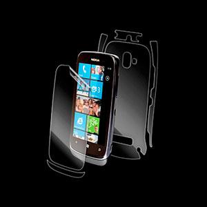 Nokia Lumia 610 invisible SHIELD MAXIMUM beskyttelse