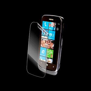 Nokia Lumia 610 invisible SHIELD skærmbeskyttelse