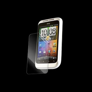 Image of HTC Wildfire S invisible SHIELD skærmbeskyttelse