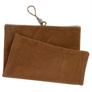 Billede af Lækker pose til Apple iPad 1, 2, 3 og 4 - brun