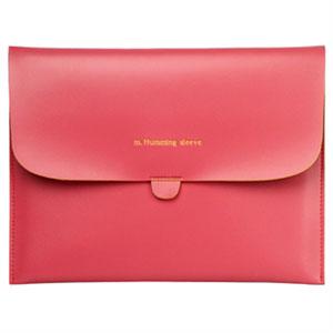 Billede af Lækker taske til Apple iPad 1, 2, 3 og 4 - violet