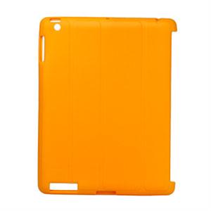 Billede af Apple iPad 2 TPU cover fra inCover - orange
