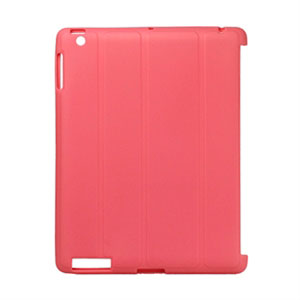 Image of   Apple iPad 2 TPU cover fra inCover - lyserød
