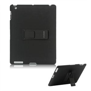 Magnetic hard smart cover med stand til Apple iPad 3 og 4