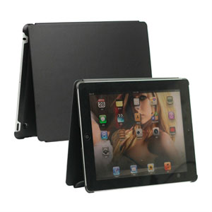 Image of   inCover Smart Cover Stand til iPad 3 og 4 - sort
